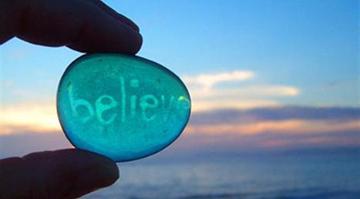 Em hãy viết một đoạn văn kể về niềm tin trong cuộc sống